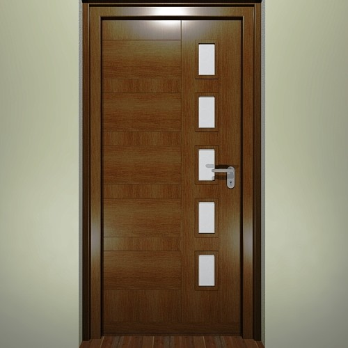 Fa bejárati ajtók